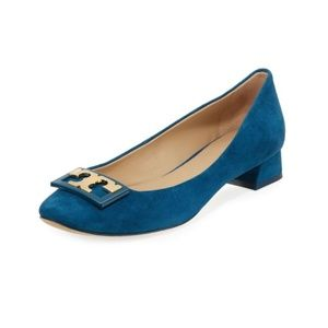Tory Burch Suede Gigi Pump